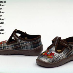 22-es utolsó pár Raweks vászon gyerekcipő