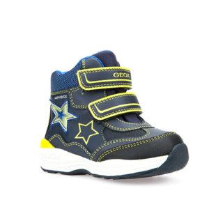 22-es utolsó pár Geox ABX gyerekcipő - vízálló - világítós