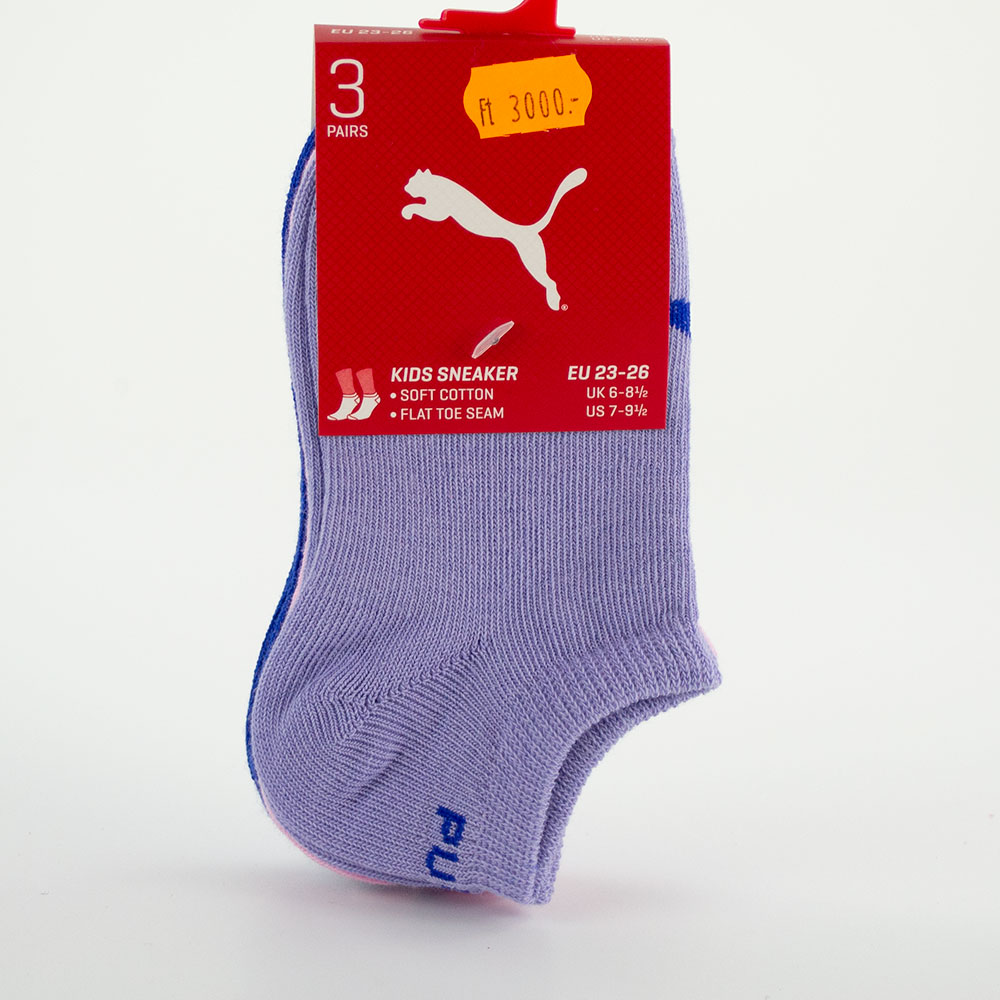 Puma Gyerek zoknik Táncsics Gyerekcipő